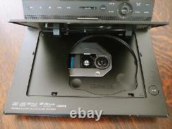 Sony BDP-SX910 Wide Screen Portable Blu-ray Disc DVD Player