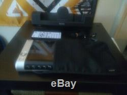 Sony CD/DVD Walkman D-VE7000S Portable DVD Player, Storage Case and Accessories