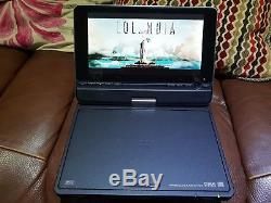 Sony DVP-FX810 Portable DVD Player (8) COMES WITH BATTERY CHARGER AND REMOTE