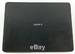 Sony DVP-FX950 Portable DVD Player (9) Bundle AC Adapter, Car Adapter, Remote