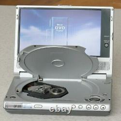 Sony Portable CD and DVD Player, DVP-FX1, Top-Tier Model