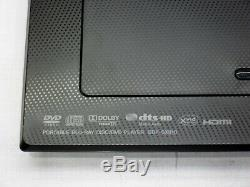 Sony Portable DVD/Blu-ray player model BDP-SX910/Blu-ray movie not included