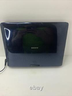 Sony portable Blu-Ray Disc/DVD Player BDP-SX1000 Tested