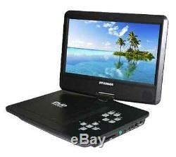 Sylvania SDVD1030 10-Inch Portable DVD Player with 5 Hour Battery Life Certified