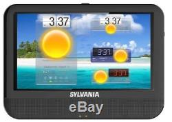 Sylvania Sltdvd9220 3-In-1 9-Inch Touchscreen Tablet Portable Dvd Player And Tv