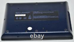 Used Sony BDP-SX910 Portable Blu-ray/DVD Player Wide Screen 9 inch AC Adapter